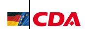 Logo von CDA Hessen